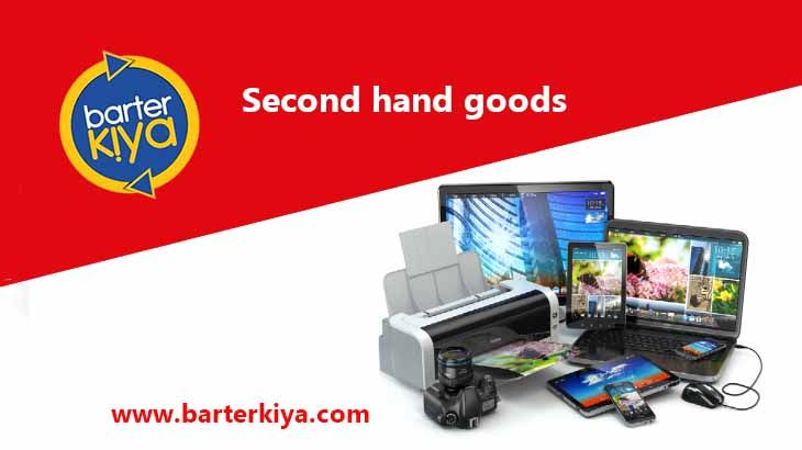 The evolution of internet as a technology, innovative and more secured online platform like www.barterkiya.com  have simplified exchange of second hand goods among customers with few easy steps to conclude the deal.