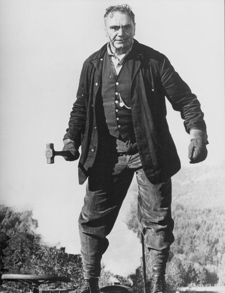 Shack (Ernest Borgnine)