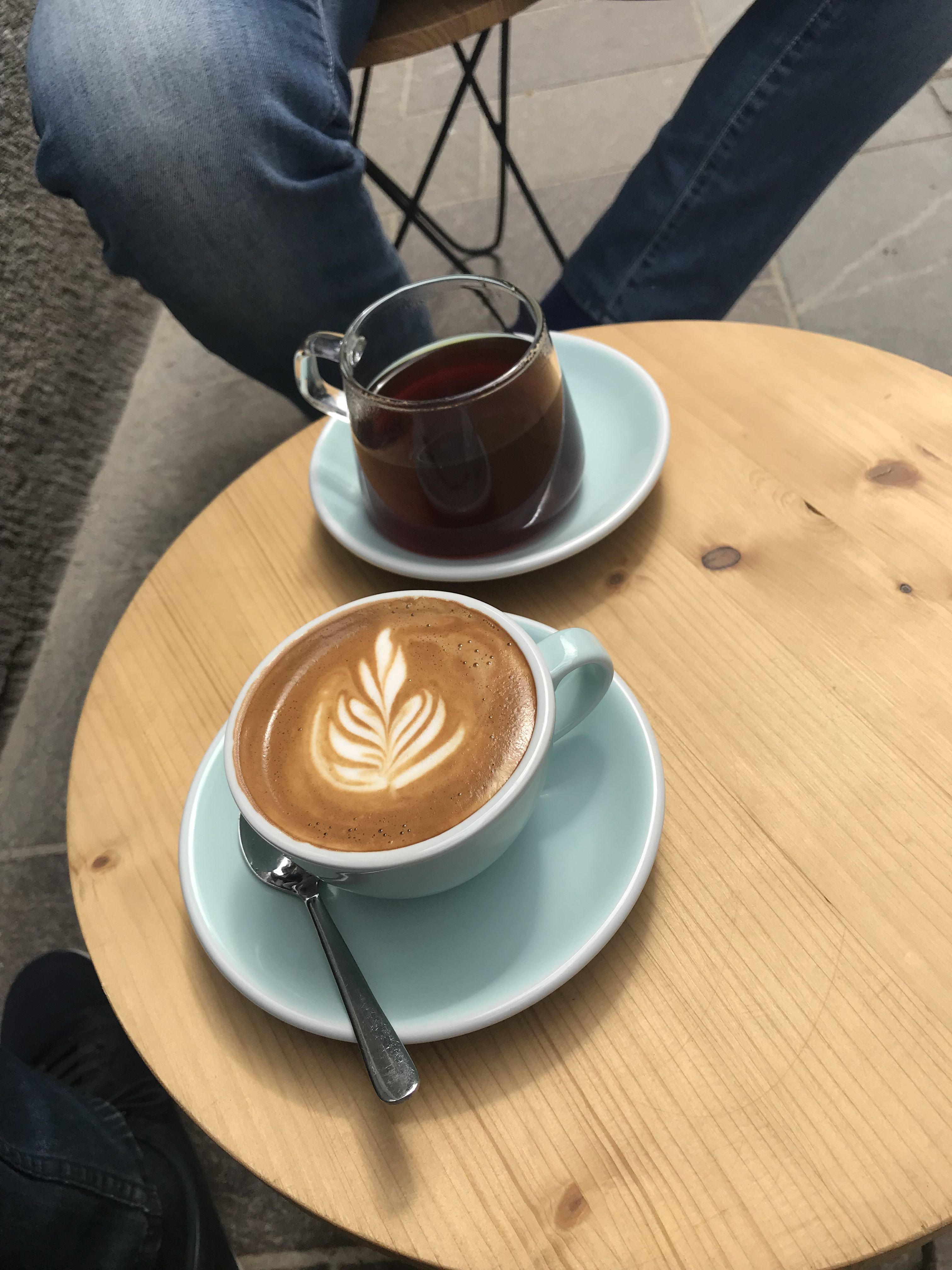 Crno Zrno ⭐️ Columbia coffee Best coffee in Ljubljana