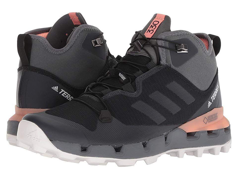 adidas Outdoor Terrex Fast Mid GTX(r) Surround (BlackGrey