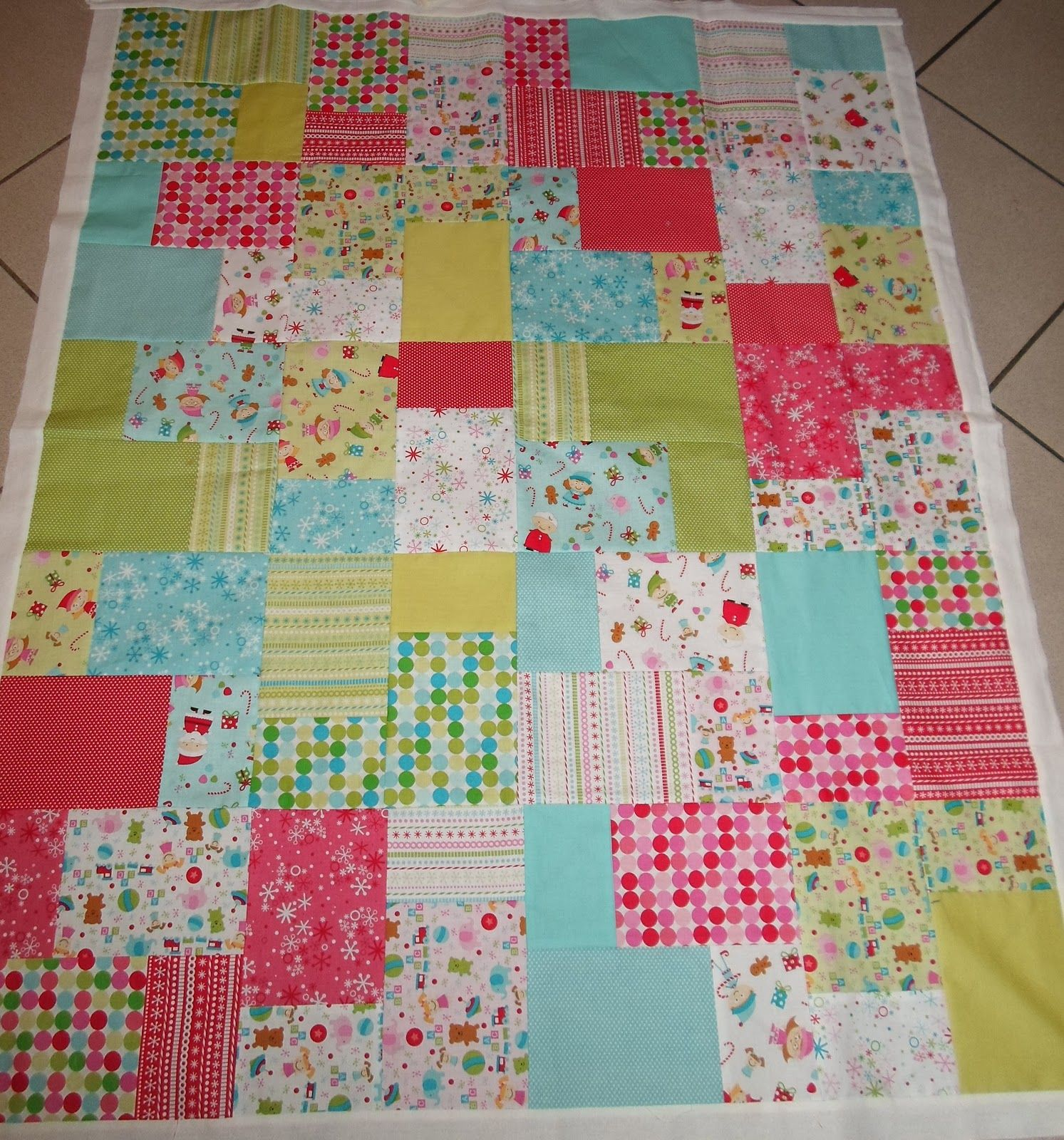 Double Slice Layer Cake Quilt | 06. Quilting: Layer Cakes ... : double layer cake quilt - Adamdwight.com