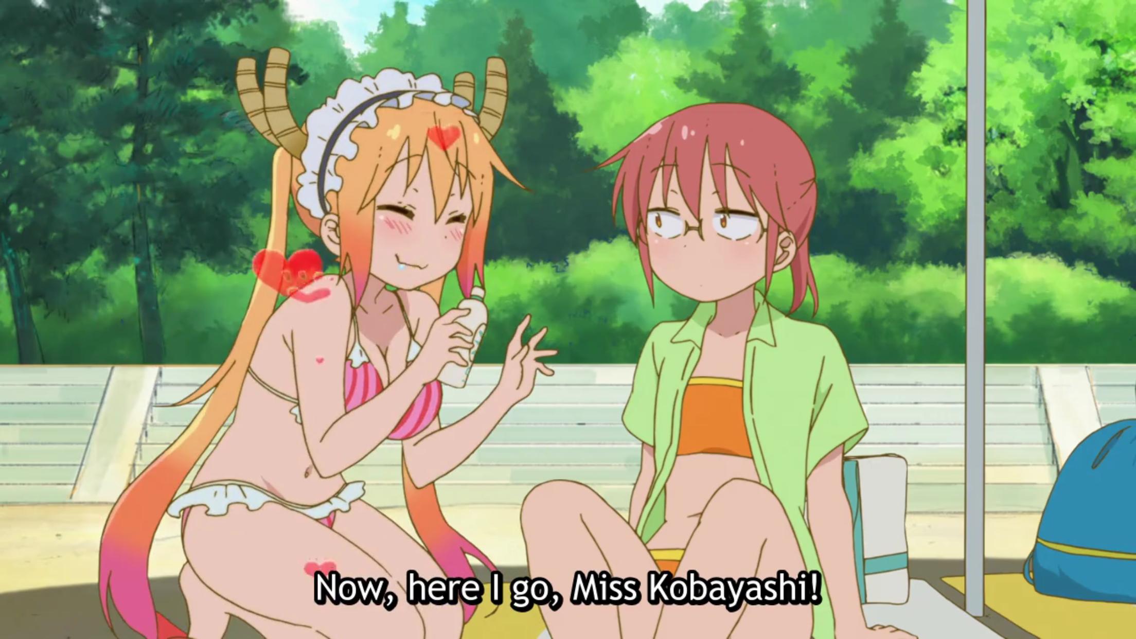 Pin on Miss Kobayashi's Dragon Maid
