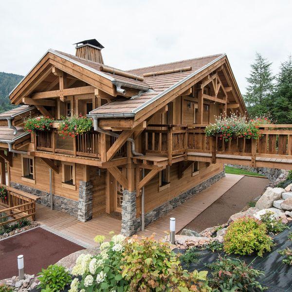 La Nolière is a high standing chalet for 10 people, La Bresse and Vosges - La Bresse