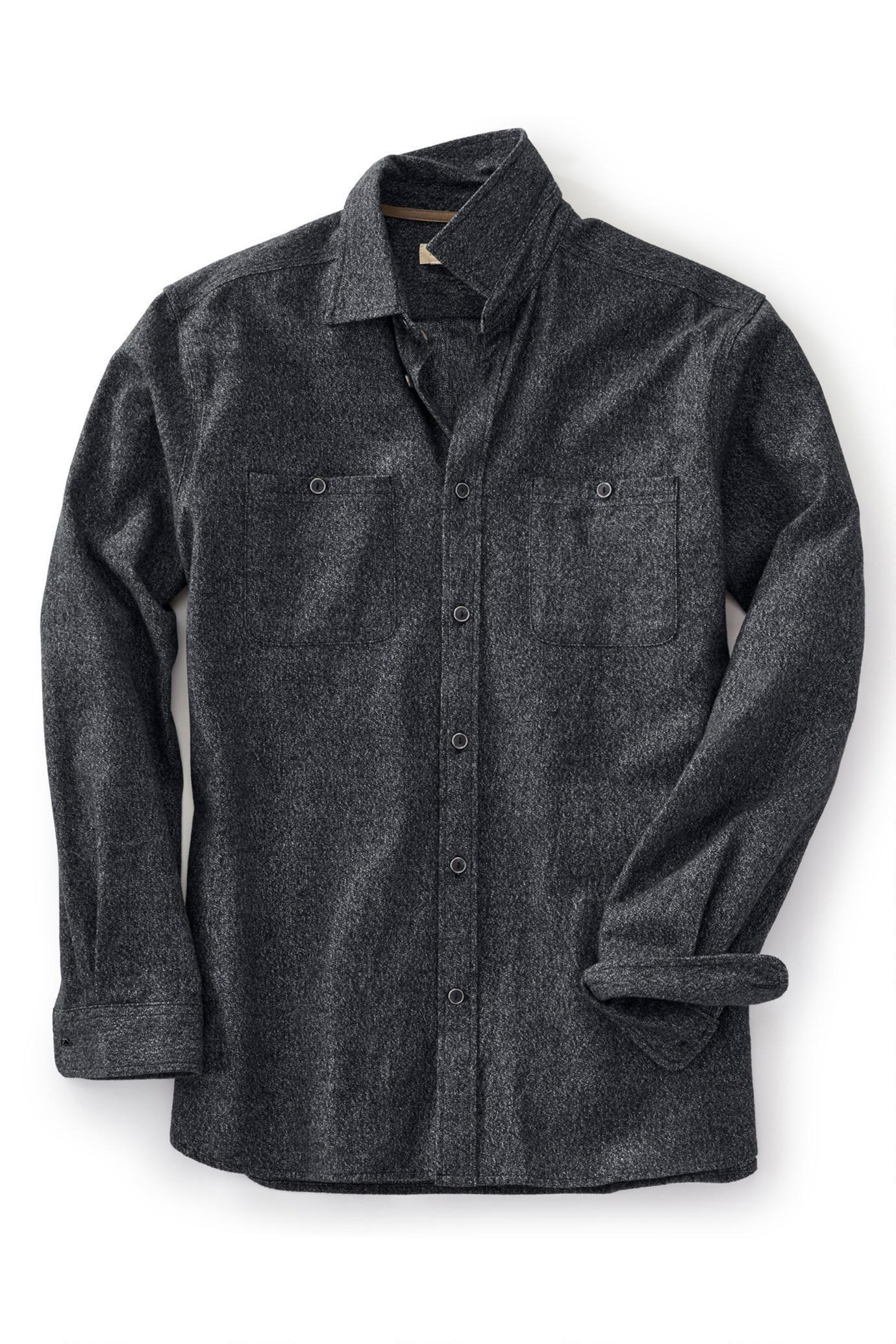 Flannel shirt black and grey  Well Seasoned Flannel Shirt  New Look  Pinterest  Flannel shirt