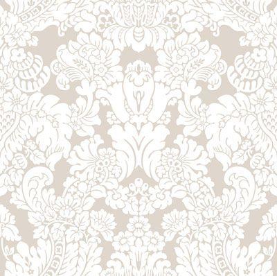 Bradbury English Damask Wallpapers Victorian Era Warkwickshire Damask Wallpaper Wallpaper Mandala Drawing