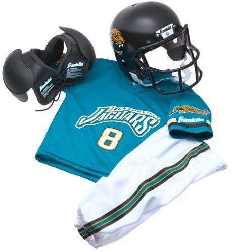 37faef5f339 NFL Jacksonville Jaguars Youth Team Uniform Set