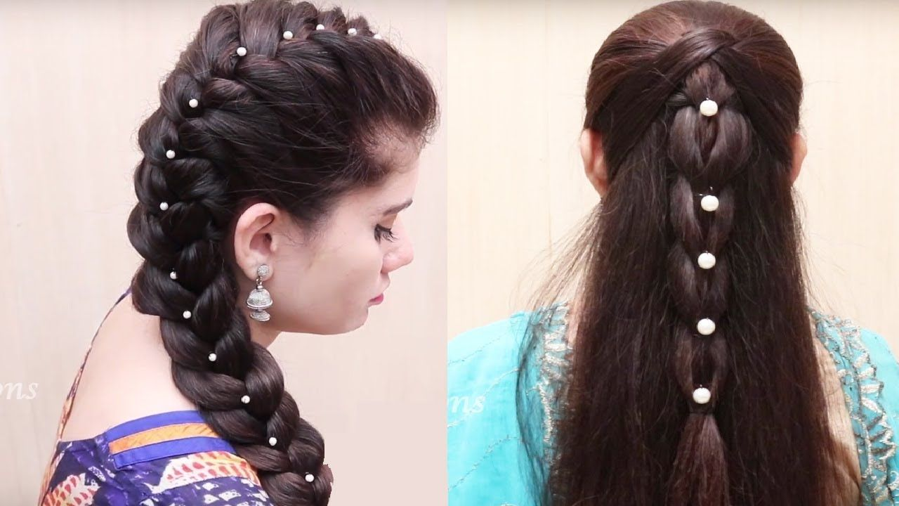 Pin By Poonam Kaur On Everyday Hairstyles Hair Styles Long Hair Styles Easy Hairstyles
