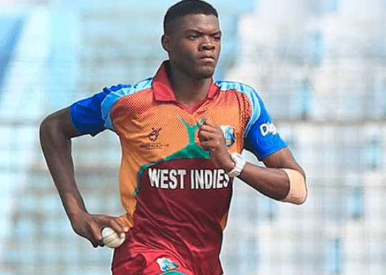 Alzarri Joseph Biography Wiki Age Bowling Family More In 2020 West Indies Cricket Team Bowling Family Bowling