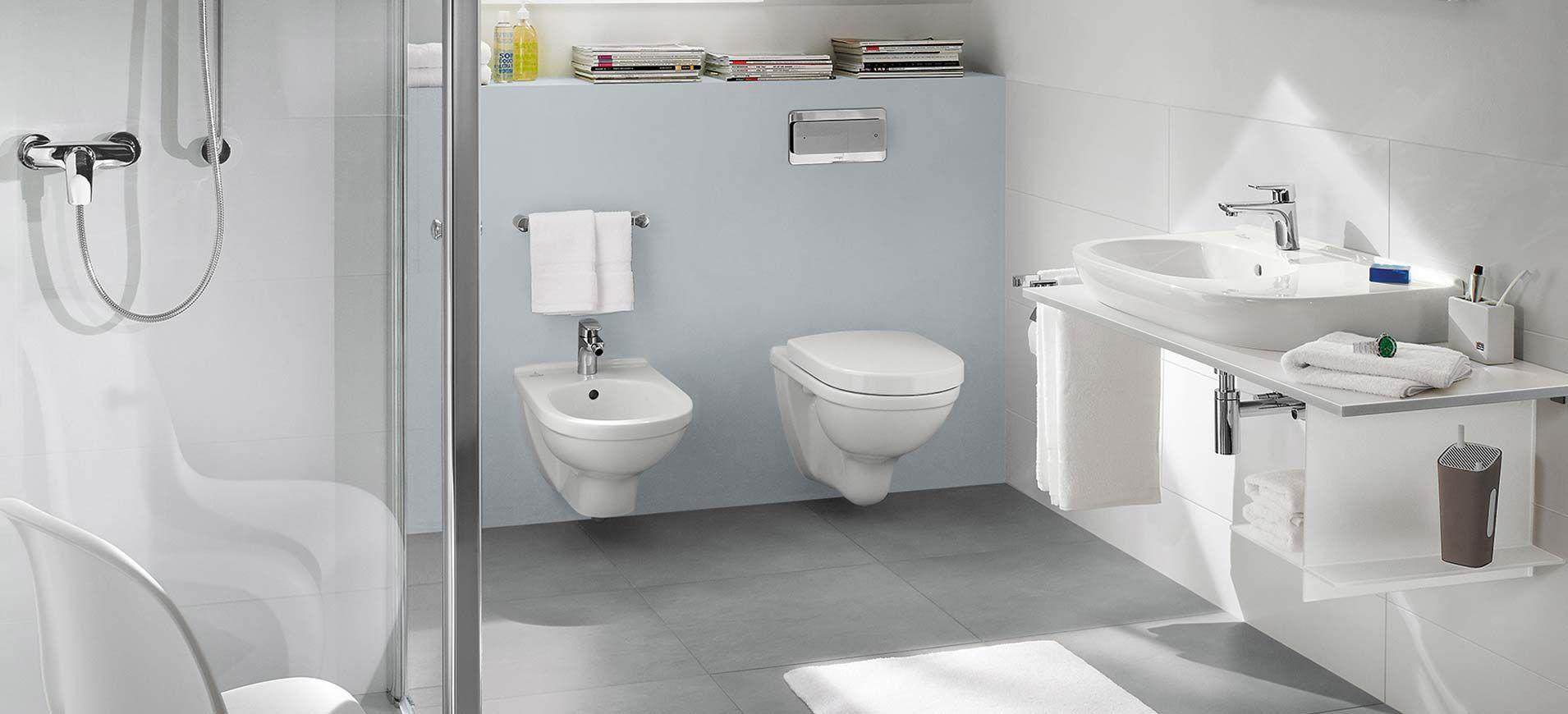 O Novo Villeroy Boch Bathroom Solutions Modern Bathroom Design Elegant Bathroom