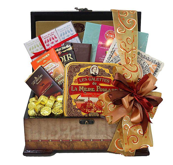 Chest Box Delight-Medium by Candelite®