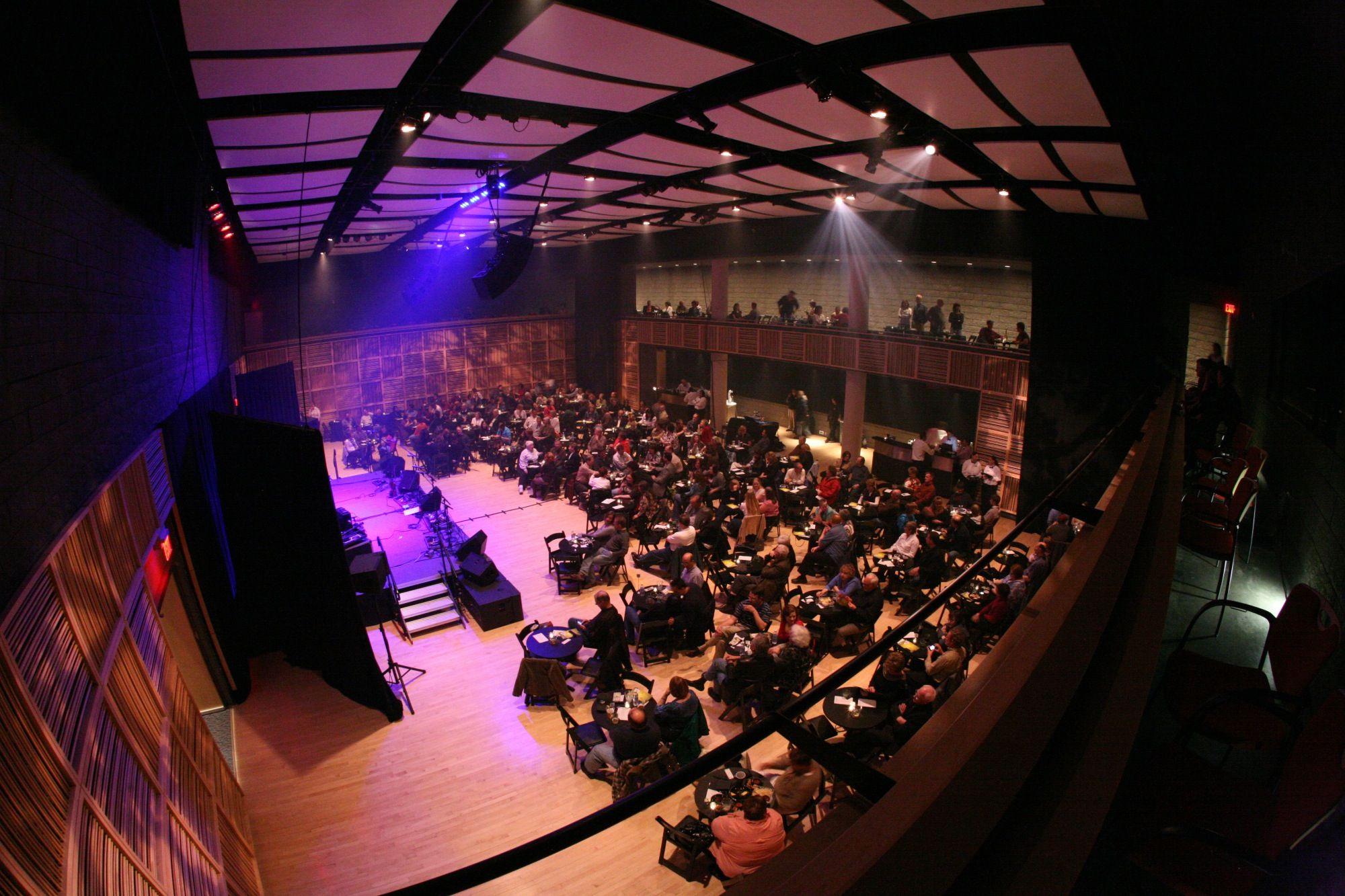 Scott Recital Hall Performing Arts Center Performance Art Recital