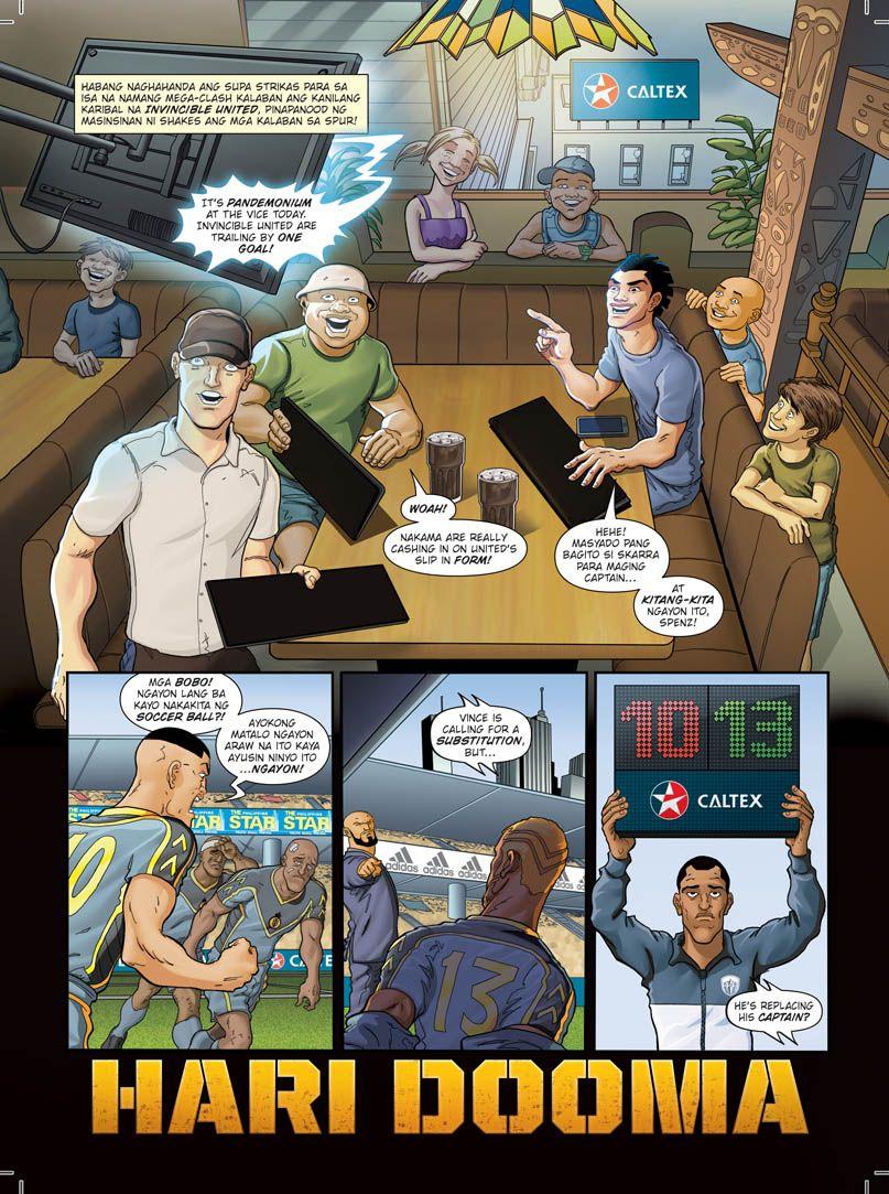 Page 1 Yenilmezler