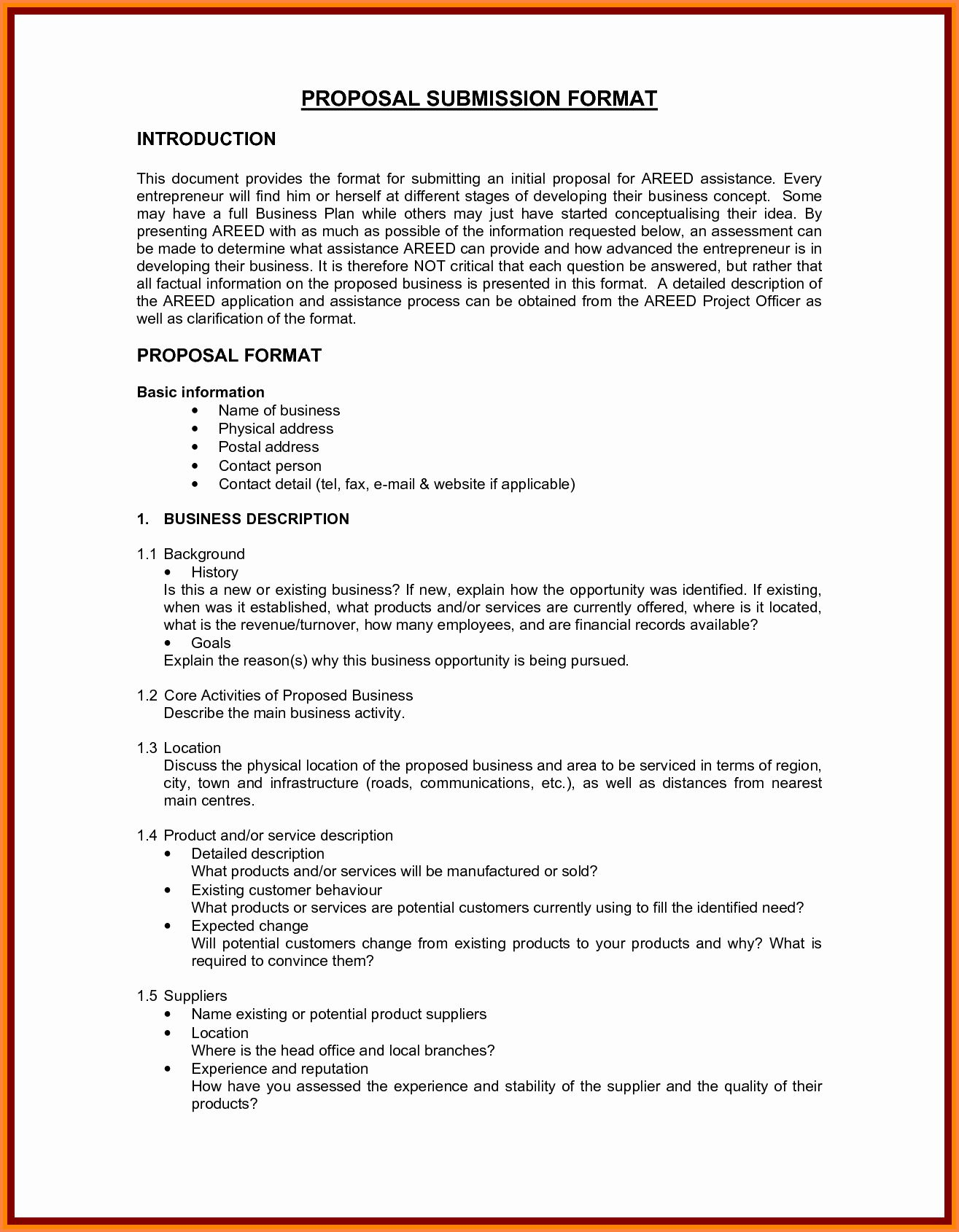 Business Partnership Proposal Sample Lovely 5 Business Proposal Format Template Business Proposal Business Proposal Format Business Proposal Sample
