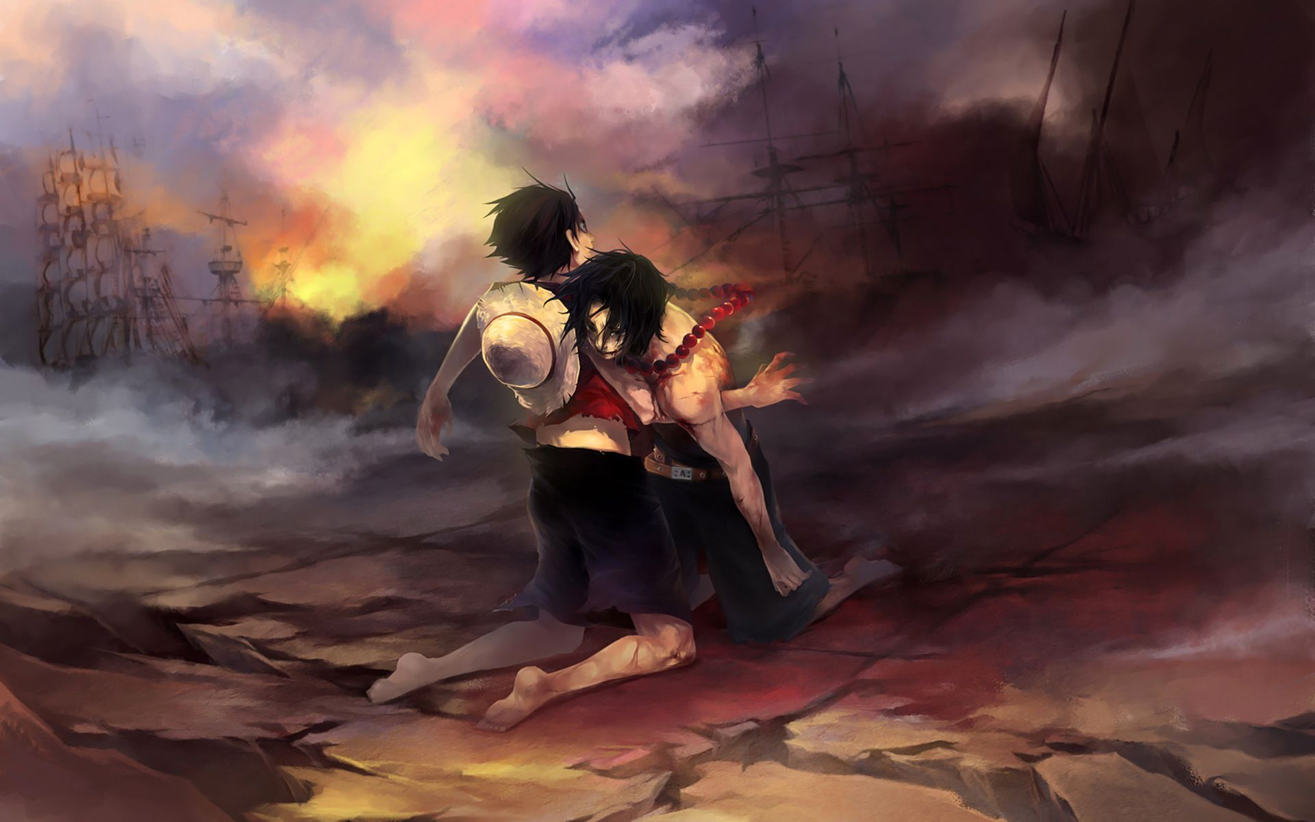 E Piece Luffy Wallpaper D 1024—768 Wallpapers 3D E Piece