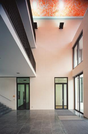 Architekt Bonn max dudler architekt hochschulrektorenkonferenz und