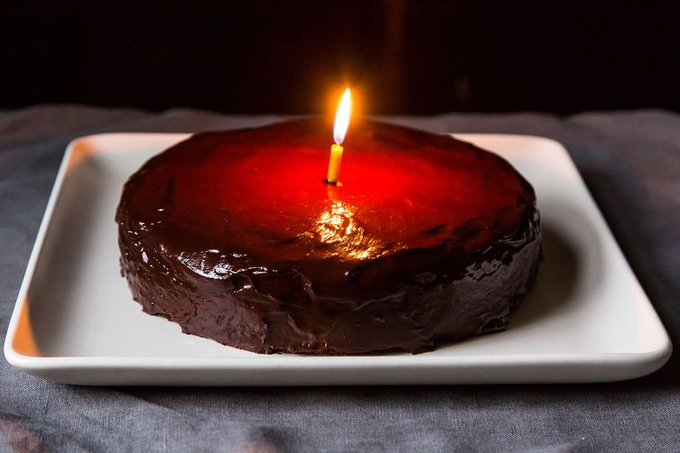 Chocolate-Orange Birthday Cake Recipe, and 10 Other Birthday Cake Recipes: https://food52.com/blog/10943-11-cakes-for-a-celebration #Food52
