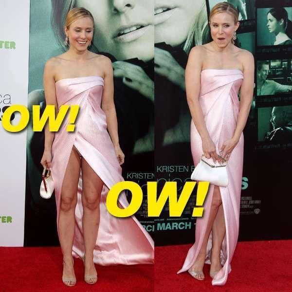 The Craziest Celebrity Wardrobe Malfunctions Of 2014