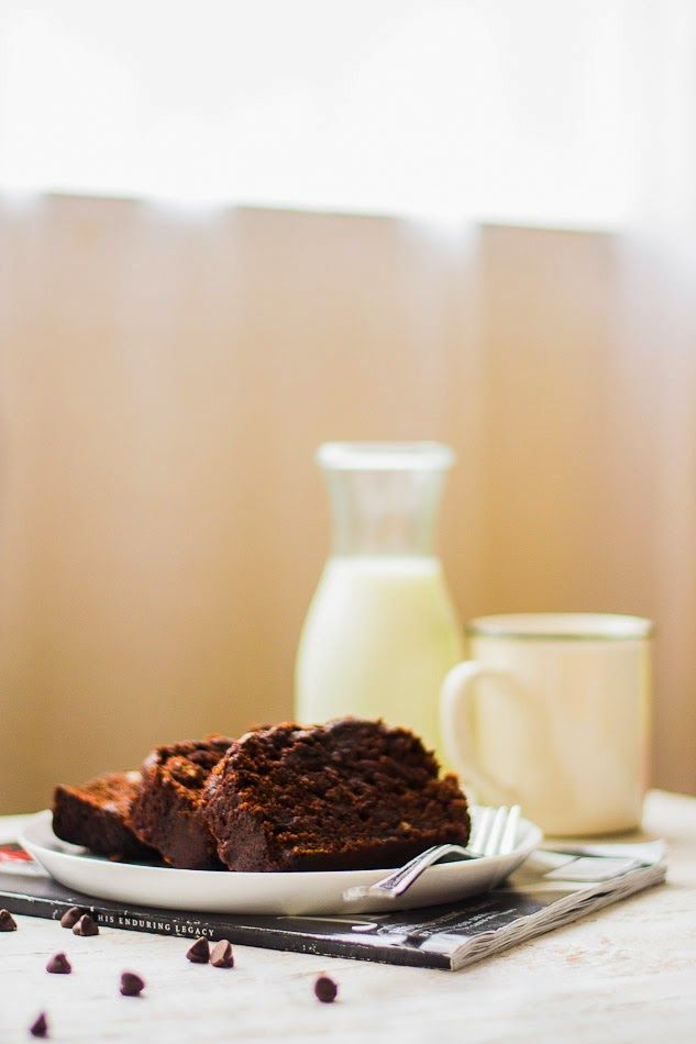 Mix and Stir: Double Chocolate Banana Bread