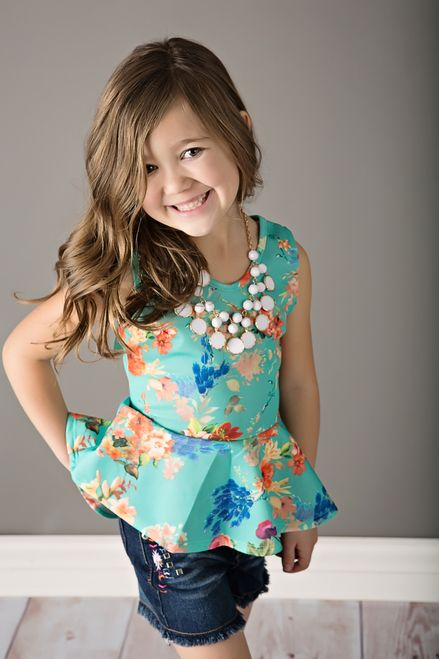 0a600a59bc Shop stylish girls clothing, boys clothing and kids accessories and jewelry  at RyleighRueClothing.com, a new childrens store from Modern Vintage  Boutique.