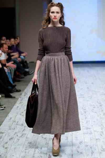 Proportion in skirts...and The Golden Mean | WOMEN of STYLE WORKSHOPS BERLIN...great post
