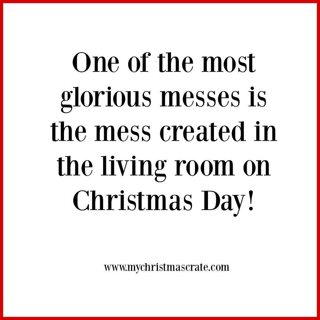 I\'ve been known to tidy up obsessively.... however I LOVE the mess ...