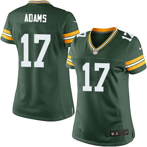 Nike Aaron Rodgers Women s Green Limited Jersey  NFL Home Green Bay Packers 85464b221