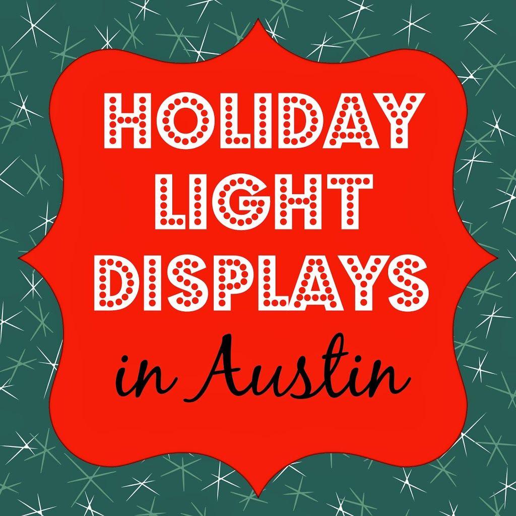 Holiday Light Displays Christmas lights houston, Holiday