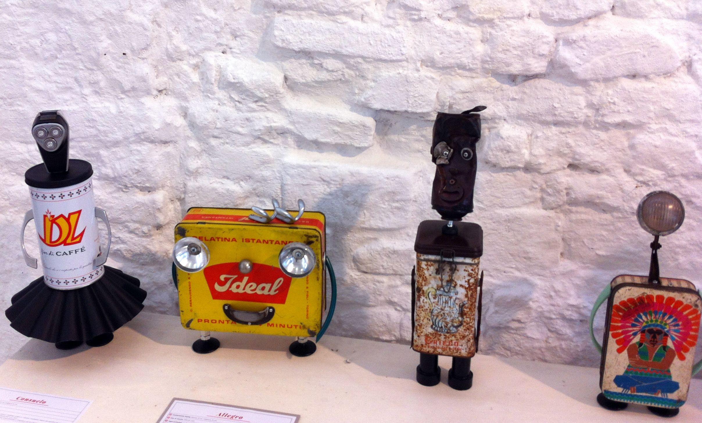 Adotta un robot! Massimo Sirelli Project @evvivanoé Cherasco