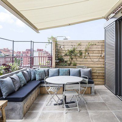 Proyecto Terraza Diseno De Balcon Diseno De Terraza Decoracion Para El Hogar Moderno