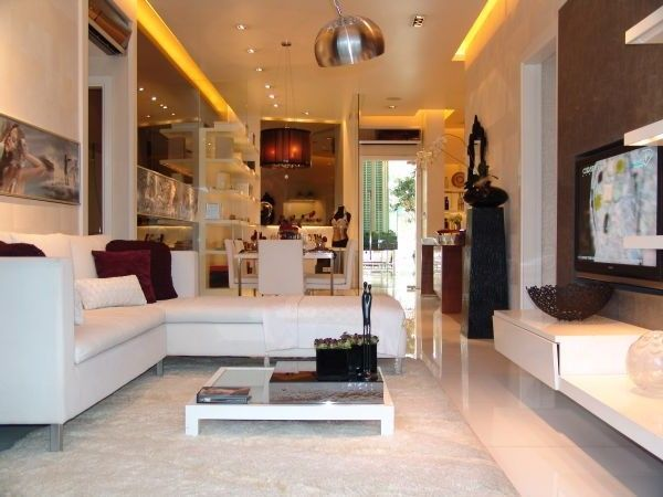 2 Bedroom Apartment Interior Design 2 Bedroom Apartment Decorating And Design  Attractive Two Bedroom