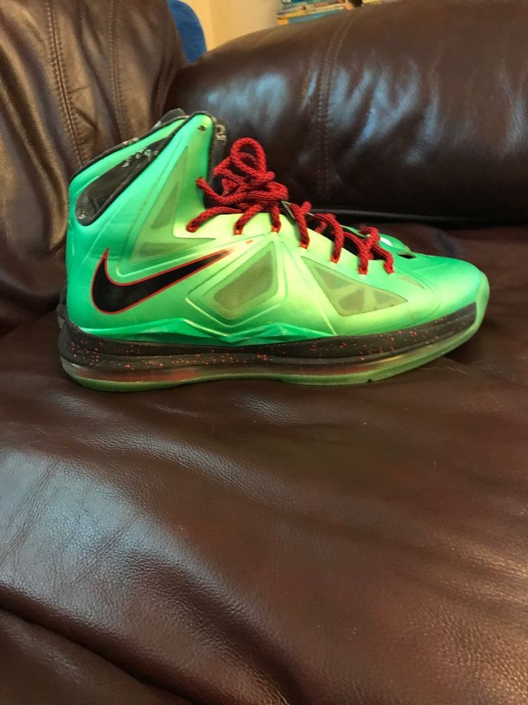 the latest 69cba 8b2be Lebron 10 cutting Jade size 11 NEED GONE  fashion  clothing  shoes   accessories  mensshoes  athleticshoes (ebay link)