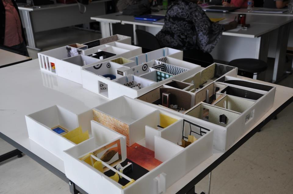 Interior Design Raffles Institute Jakarta