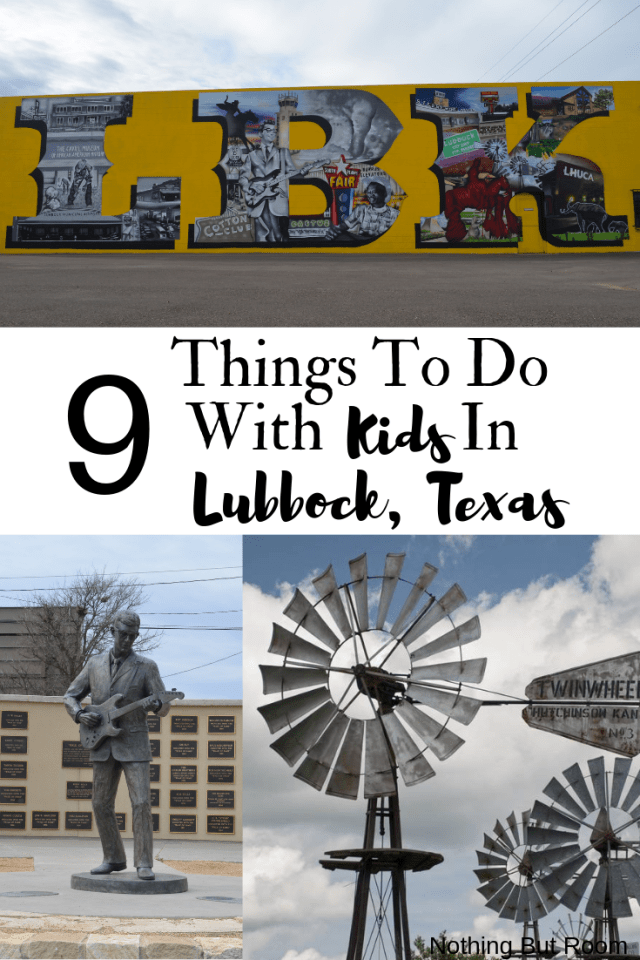 9 Things To Do With Kids In Lubbock Texas Lubbock Road Trip To