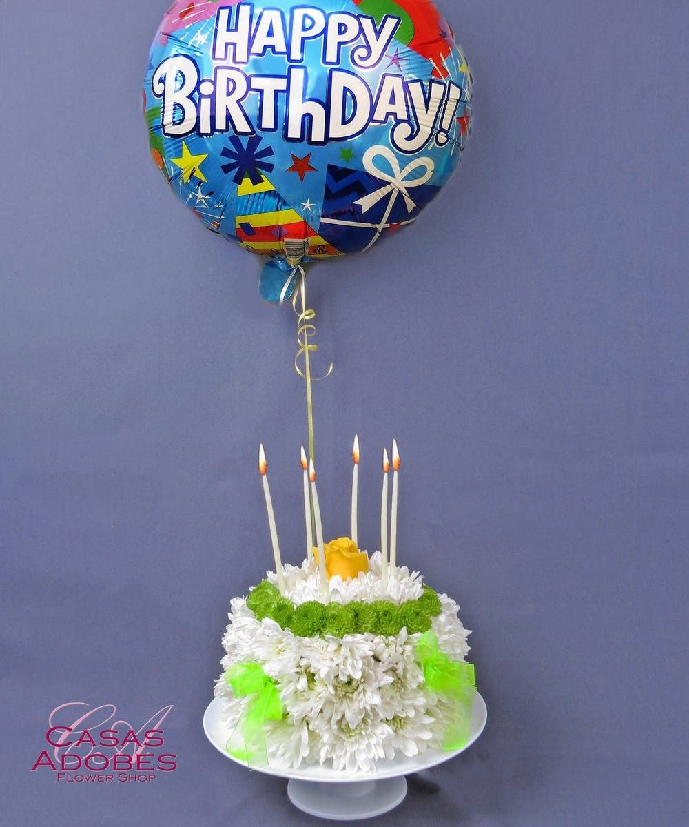 46++ Birthday cake and balloons delivery ideas