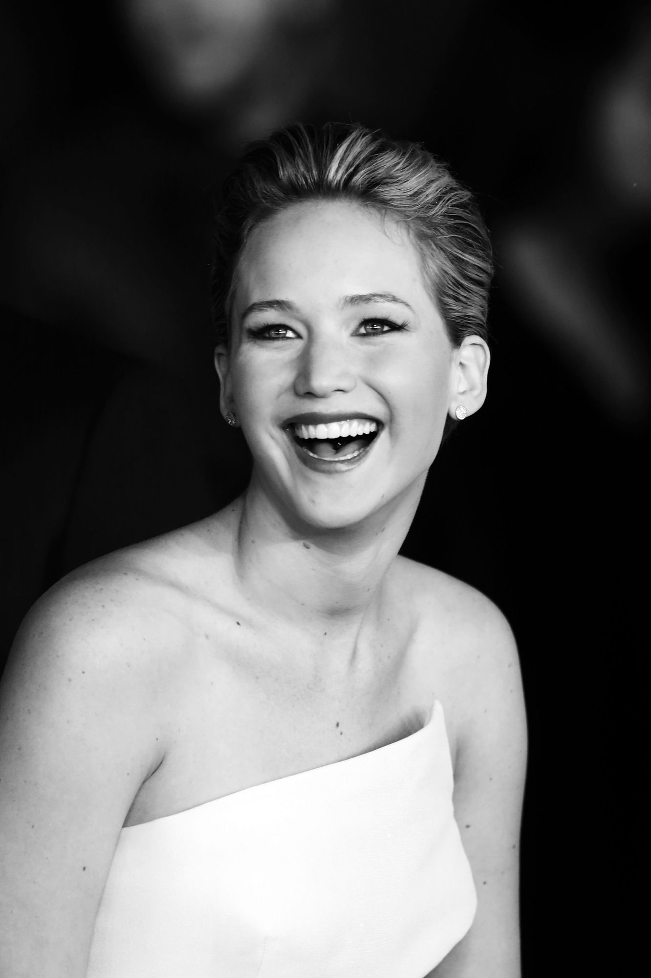 Jennifer Lawrence — actress Confidence gives you the power to be your honest self and we can't get enough of her.