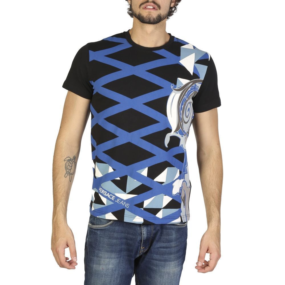 3858d08c Versace Jeans Global Tiger T Shirt | Saddha
