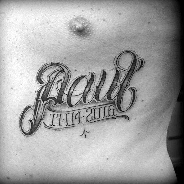 Top 43 Kids Name Tattoo Ideas 2020 Inspiration Guide Tattoos For Kids Kid Name Tattoo Names Tattoos For Men