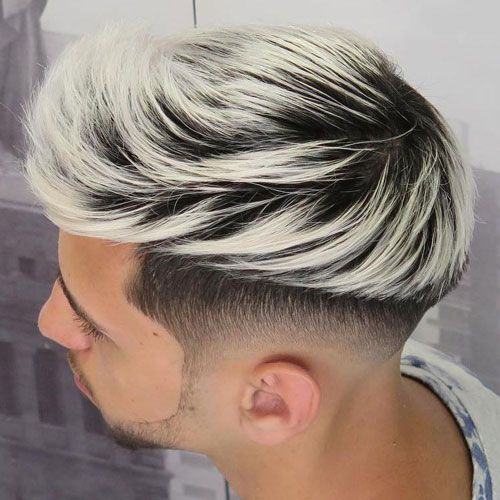 The Razor Fade Haircut Best Hairstyles For Men Hair
