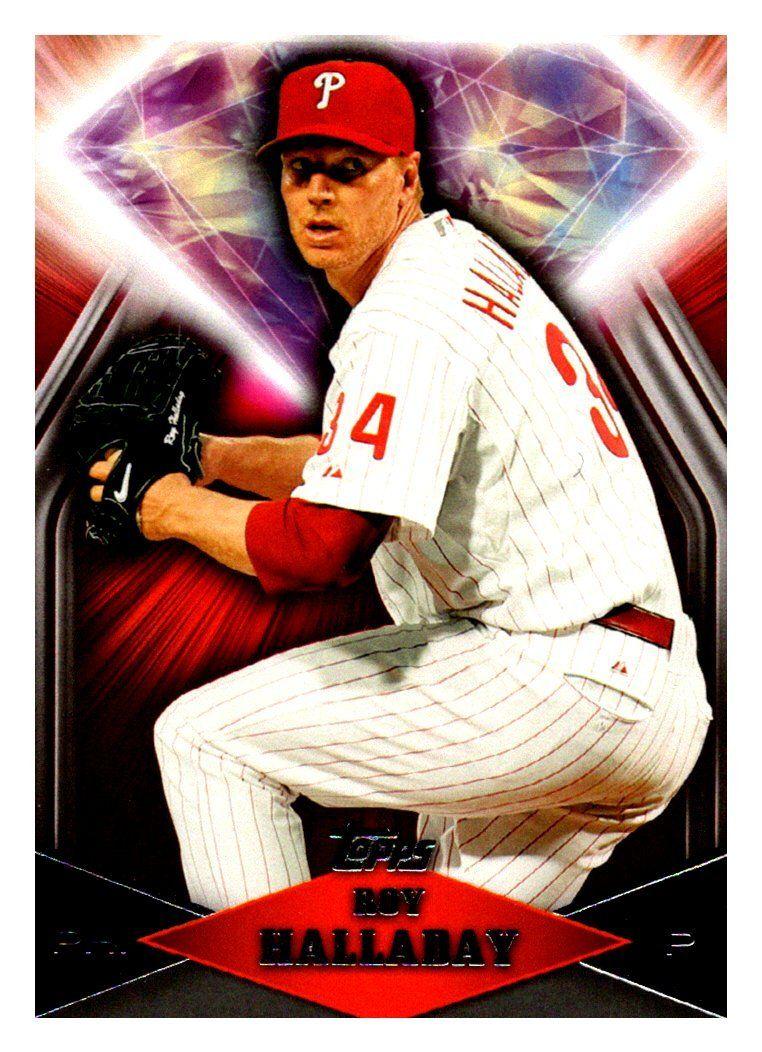 Buy 2011 Topps Target Roy Halladay Red Diamond Philadelphia Phillies