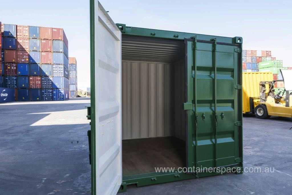 Buy 10ft Shipping Containers In Melbourne Shipping Container Containers For Sale Small Shipping Containers