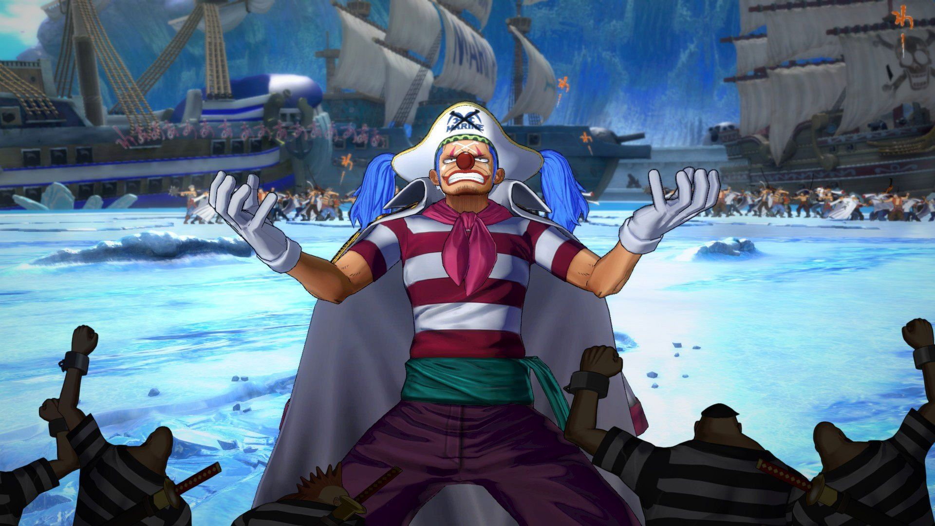 #OnePieceBurningBlood #OnePiece #PS4 #PlayStation4
