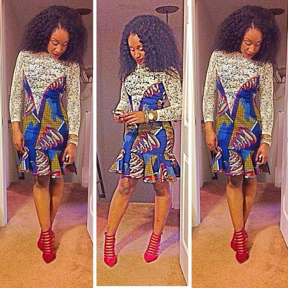 Beautiful latest african fashion african prints african fashion