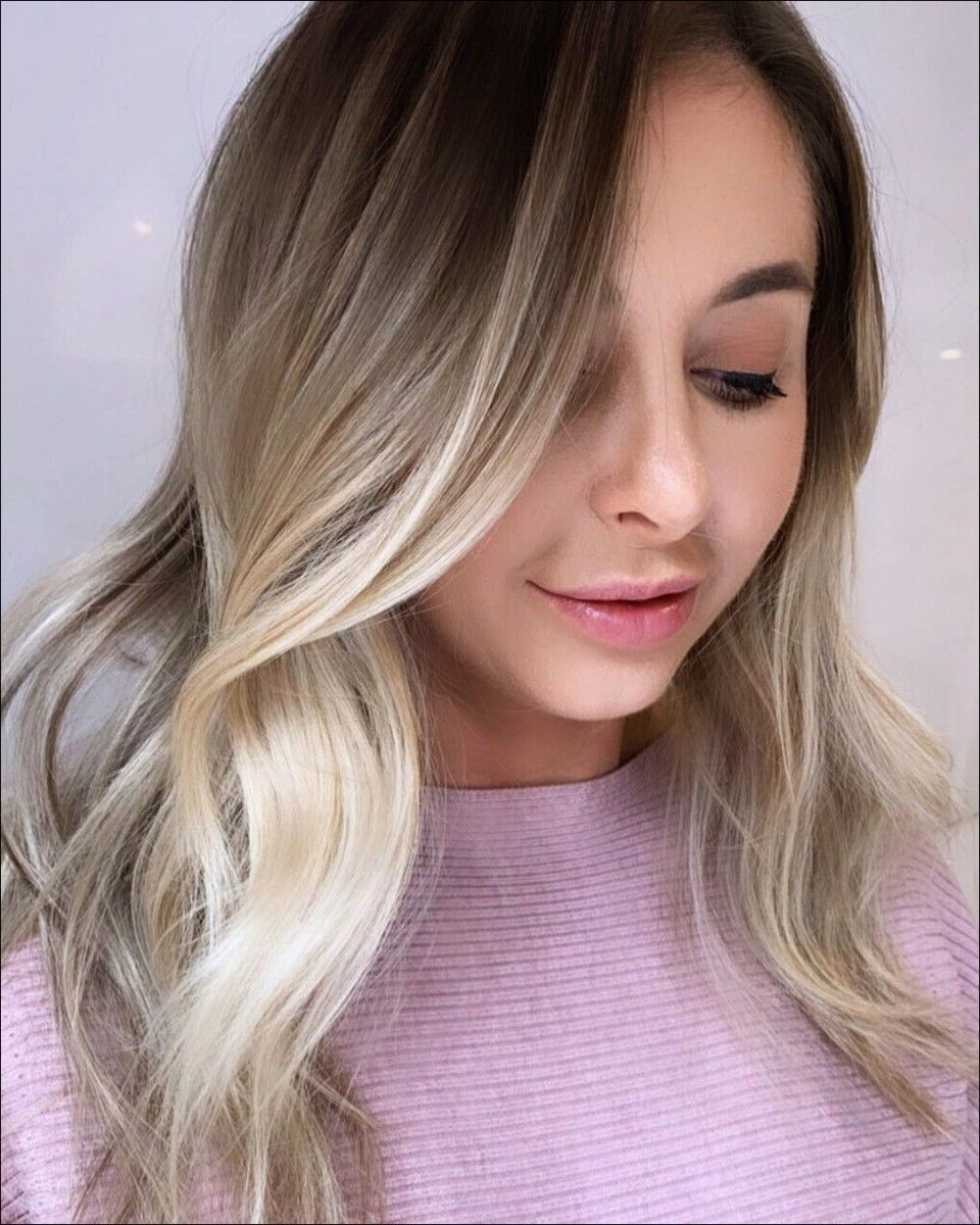 20 Trend Frisuren Fur Blonde Frauen 2019 2020 Frisuren 2019