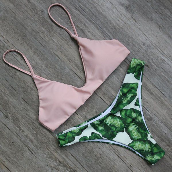 Island Oasis Bikini Set from Pretty & Posh