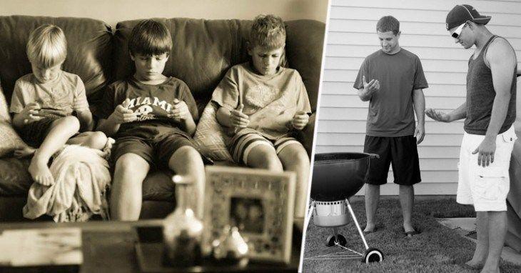 Fotógrafo quita el celular de las manos de las personas en su vida diaria y nos lo muestra así - http://soynn.com/2015/12/08/fotografo-quita-el-celular-de-las-manos-de-las-personas-en-su-vida-diaria-y-nos-lo-muestra-asi/