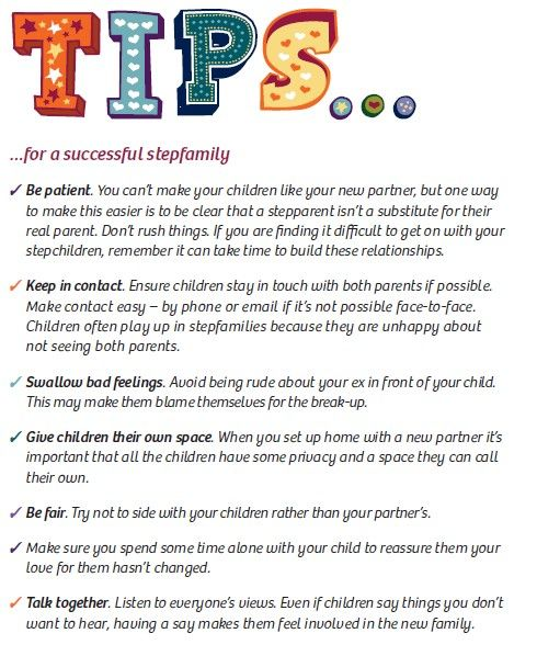 May Need This Some Day Stepfamilies And New Babies A New Baby