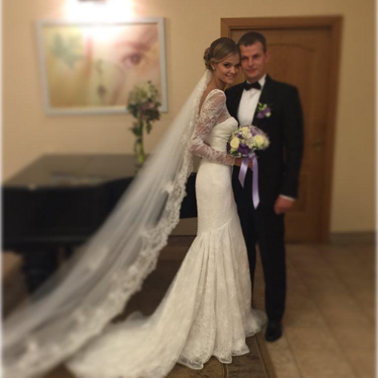 Kate Grigorieva Zac Posen Wedding Dress