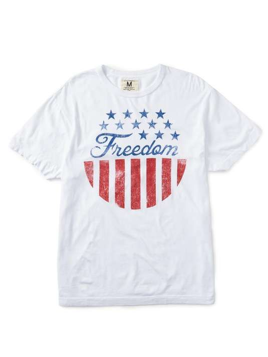 Tailgate Clothing Co. Freedom Tee Shirt