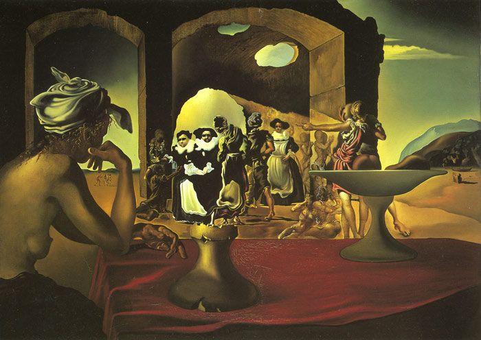 17 Best images about Artist: Salvador Dalí on Pinterest | Illusion ...
