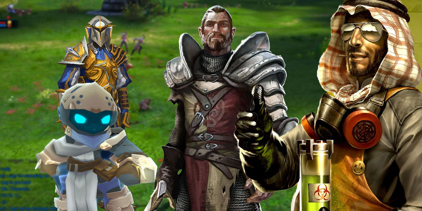 The 10 Best Free MMORPGs That Require No Download in 2020